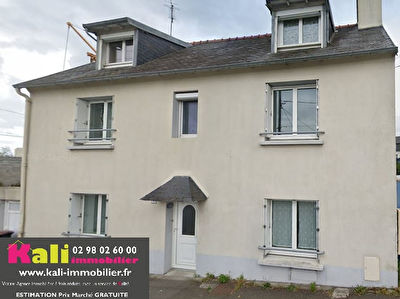 MAISON  125M2 GUIPAVAS ideal investisseur 4 logements possibles
