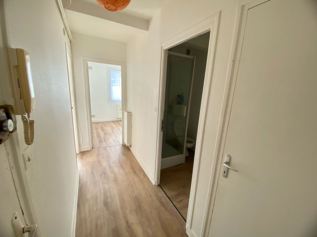 Appartement 42m² - Brest  quartier 4 moulins 2/7