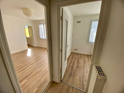 Appartement 42m² - Brest  quartier 4 moulins 3/7