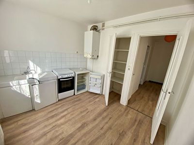 Appartement 42m² - Brest  quartier 4 moulins 4/7
