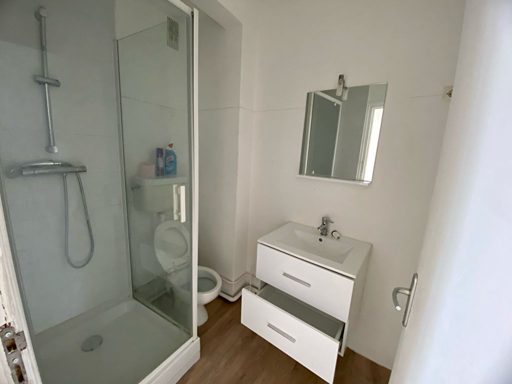 Appartement 42m² - Brest  quartier 4 moulins 6/7