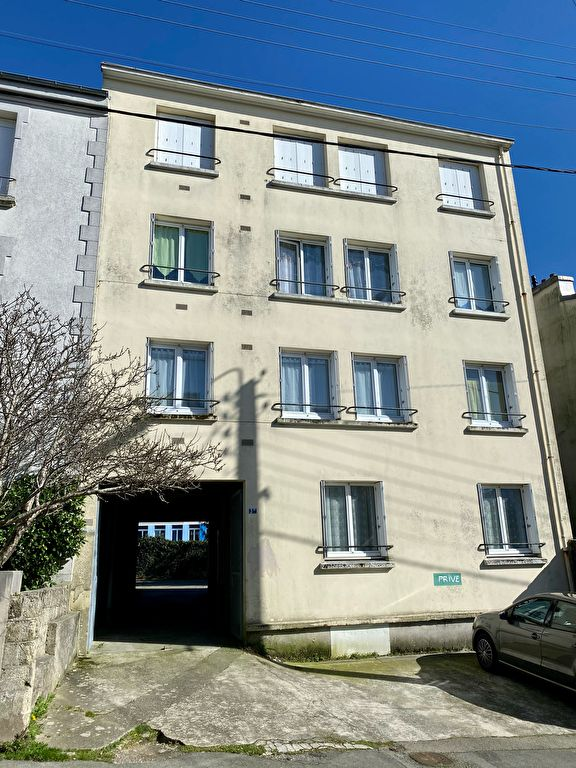 Appartement 42m² - Brest  quartier 4 moulins 7/7